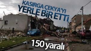 Çekya'yı vuran fırtınanın bilançosu belli oldu: 3 ölü